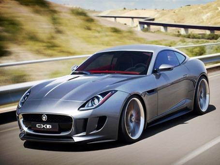 Скорее всего, F-Type будет напоминать концепт-кар С-X16. Фото: jaguar.com