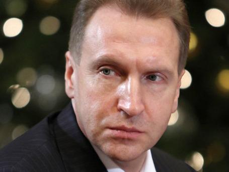 Первый вице-премьер Игорь Шувалов. Фото: РИА Новости