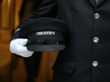 Аукционный дом Christie's показал в Москве топ-лоты будущих майских торгов в Лондоне. Фото предоставлено пресс-службой Christie's