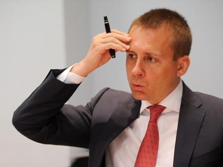 Генеральный директор «Уралхима» Дмитрий Коняев. Фото: Григорий Собченко/BFM.ru