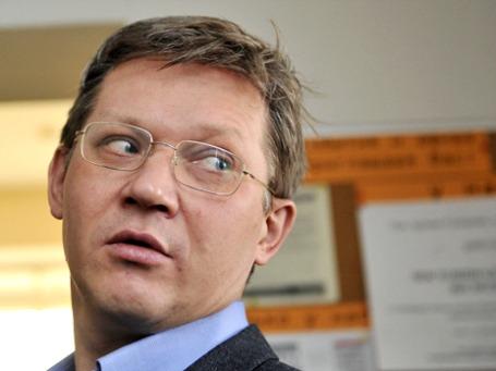 Владимир Рыжков предложил свою партию для объединения оппозиционных сил. Эксперты сомневаются в том, что лидерам удастся договориться. Фото: РИА Новости