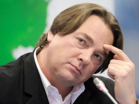 Гендиректор «Первого канала» Константин Эрнст задумывается о переезде. Фото: РИА Новости