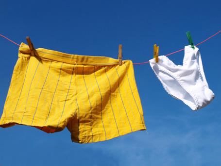 «Индексу нижнего белья» доверял даже Алан Гринспен: даже минимальное снижение продаж в этом секторе может свидетельствовать о грядущем ухудшении общей ситуации в экономке. Фото: PhotoXPress