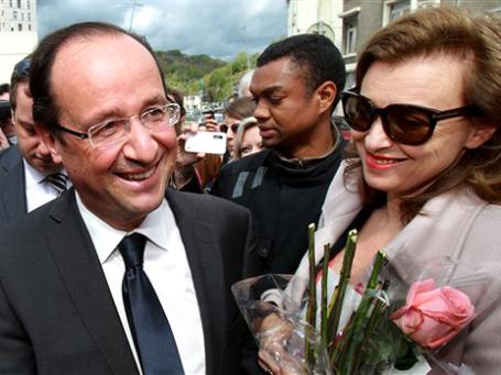 Новый президент Франсуа Олланд обещает французам покончить с режимом экономии. Фото: АР