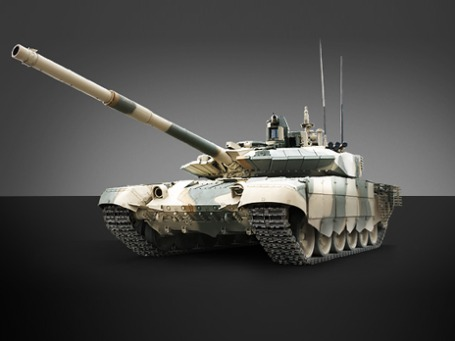 Танк Т-90С М, на смену которому должна прийти «Армата». Фото: uvz.ru