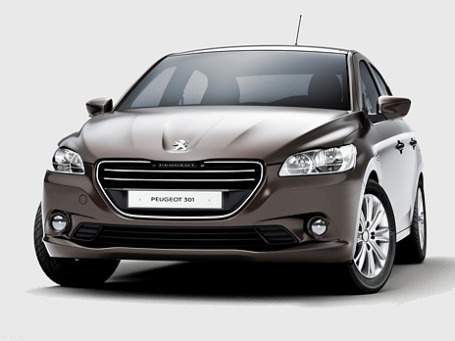 Peugeot 301. Фото предоставлено пресс-службой Peugeot.