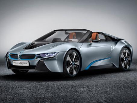 BMW i8. Фото предоставлено пресс-службой BMW.