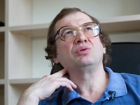 Сергей Мавроди: «Гарантии, кстати, вообще сатанизм». Фото: РИА Новости
