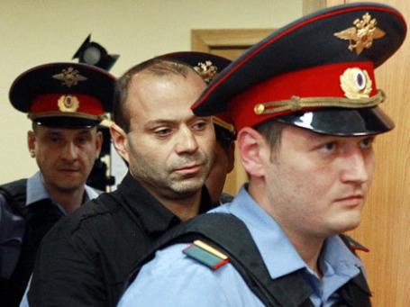 Подполковник милиции в отставке Дмитрий Павлюченков. Фото: РИА Новости