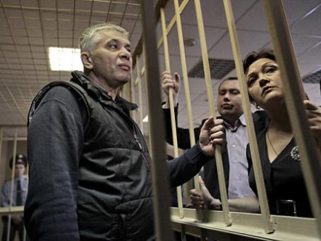 Александр Боков на заседании Никулинского суда города Москвы. Фото: РИА Новости