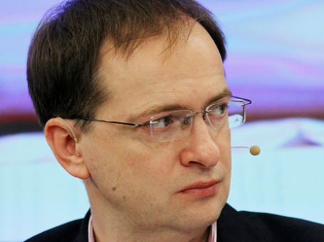 Владимир Мединский. Фото: РИА Новости