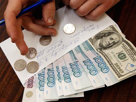 Депутаты Воронежского заксобрания предлагают ужесточить наказание для работодателей за выплату зарплат сотрудникам без отражения в бухгалтерском или налоговом учете. Фото: ИТАР-ТАСС