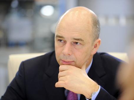 Министр финансов России Антон Силуанов дал первое со времени назначения интервью иностранному изданию. Фото: ИТАР-ТАСС