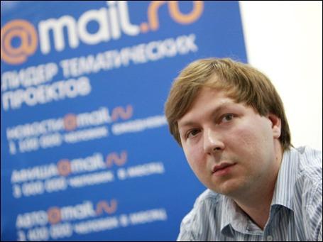 Дмитрий Гришин делает ставку на рынок робототехники. Фото: РИА Новости