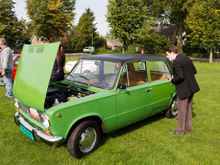 Первый официальный импортер продукции ВАЗ появился на немецком рынке в 1972 году. Фото: wmbreedveld/flickr.com