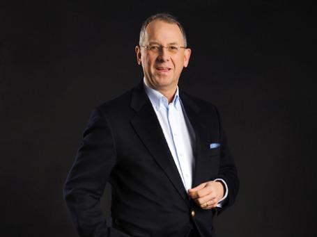 Ян Вареби, старший вице-президент Ericsson. Фото предоставлено пресс-службой компании Ericsson