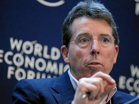 Роберт Даймонд может лишиться поста. Фото: World Economic Forum/flickr.com