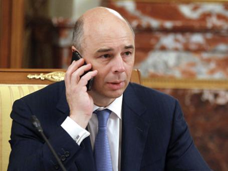 Глава Минфина России Антон Силуанов. Фото: РИА  Новости