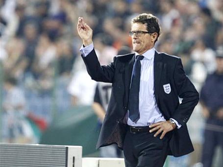 Фабио Капелло — новый тренер сборной России по футболу. Фото: АР