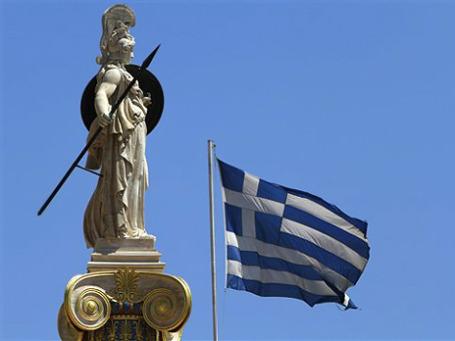 За 20 лет Греция получила из бюджета ЕС более 90 млрд евро, однако значительная часть этих денег пошла на экономически бессмысленные, а зачастую и просто подставные проекты. Фото: AP