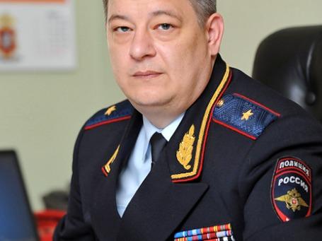 Генерал-майор полиции Олег Баранов руководил операцией по освобождению Ивана Касперского, сына известного программиста. Фото: petrovka38.ru