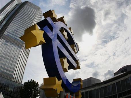 Здание Европейского центрального банка во Франкфурте. Фото: AP