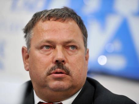 Главный переговорщик по вступлению России в ВТО Максим Медведков. Фото: РИА Новости