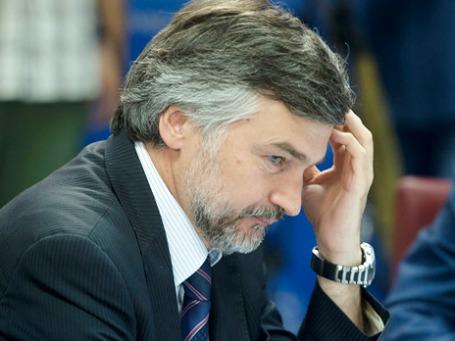 Андрей Клепач считает, что приток капитала в Россию начнется лишь в 2014 году. . Фото: РИА Новости