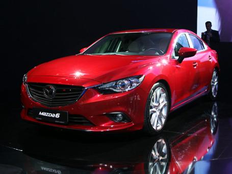 Mazda 6. Фото: Алексей Аксенов/BFM.ru