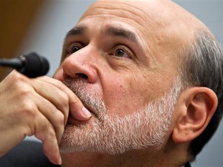 Глава ФРС США Бен Бернанке. Фото: AP
