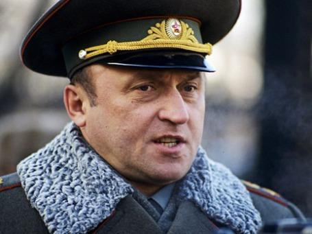 Павел Грачев. Фото: РИА Новости