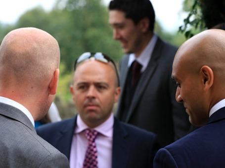 Бритая голова ассоциируется с мужественными типажами военных, профессиональных спортсменов и голливудских героев в духе персонажей Брюса Уиллиса. Фото: chodhound/ flickr.com
