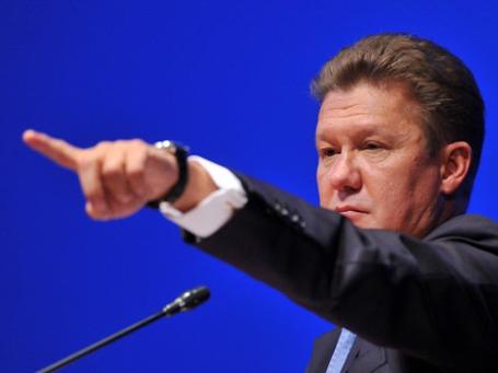 Глава «Газпрома» Алексей Миллер указал направление развития «Северного потока»: одна из веток может быть проложена до Великобритании. Фото: РИА Новости