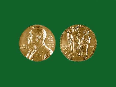Нобелевская медаль по физике и химии. Фото: nobeliat.ru