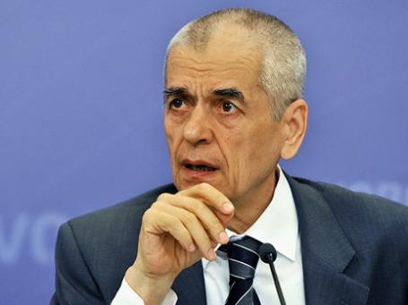 Геннадий Онищенко. Фото: РИА Новости
