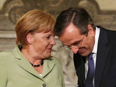 Германия является крупнейшим донором финансовой поддержки. Фото: АР