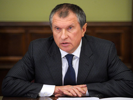 Игорь Сечин. Фото: РИА Новости