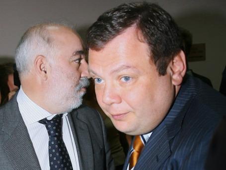 Вексельберг после сделки «Роснефти» и ВР стал самым богатым россиянином, Фридман увеличил свое состояние более чем на 1 млрд. долларов. Фото: РИА Новости