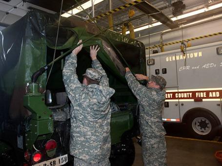 Фото:  Maryland National Guard/flickr.com