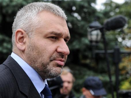 Марк Фейгин. Фото: РИА Новости