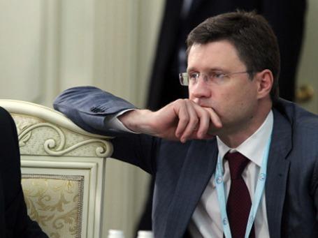 Александр Новак. Фото: РИА Новости