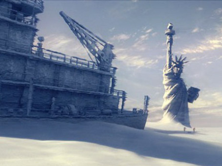Кадр из фильма «Послезавтра»