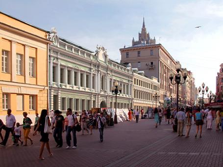 Фото предоставлено управой района Арбат города Москвы