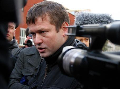 Леонида Развозжаева теперь подозревают в незоконном пересечении границы. Фото: ИТАР-ТАСС