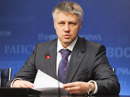 Заместитель руководителя департамента транспорта города Москвы Евгений Михайлов. Фото:  РИА Новости