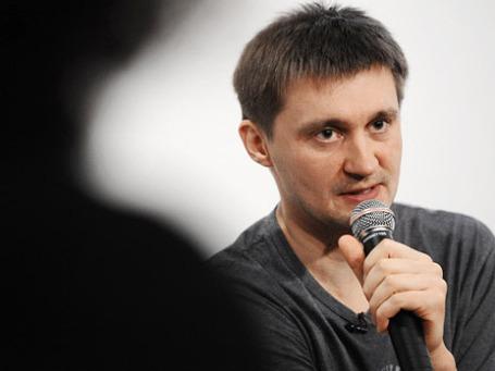 Режиссер Павел Костомаров. Фото: РИА Новости