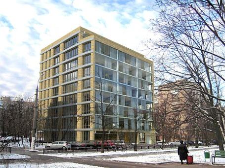 Проект гостиницы на ул. Марии Ульяновой. Фото: archproject3.ru