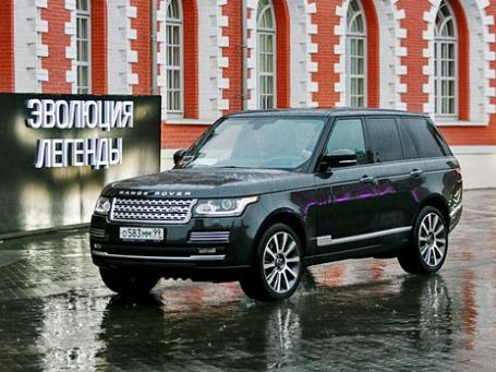 Фото предоставлено пресс-службой Range Rover
