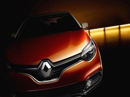 Renault Captur. Фото предоставлено пресс-службой Renault