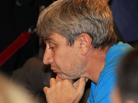 Исполнительный директор Российского еврейского конгресса Бенни Брискин. Фото: РИА Новости